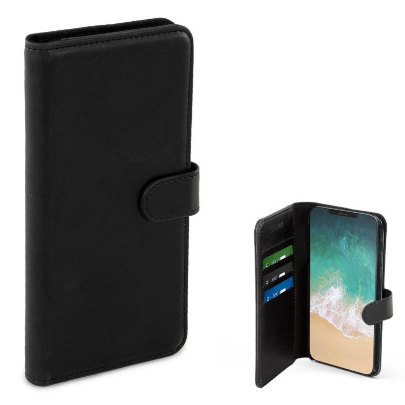 Champion Wallet Case iPhone XR Svart