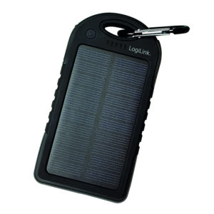 Solcells-PowerBank 5000mAh